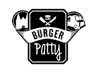 Logo Burger Patty