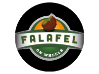 Logo Falafel on Wheels