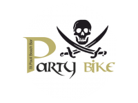 Logo St. Pauli Beach Bar Party Bike