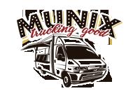 Logo Munix Trucking Good