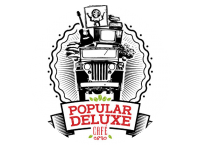 Logo Popular Deluxe Cafe