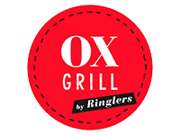 Logo Ox Grill by Ringlers