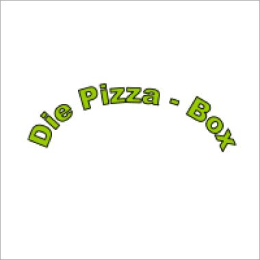Logo Foodtruck Die Pizza-Box